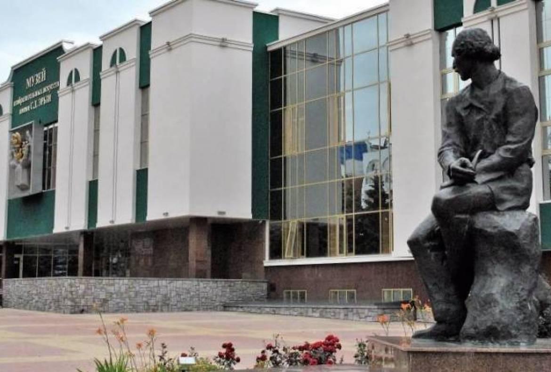 Музей Эрьзи получил грантовую поддержку Президента России на реализацию нового проекта «Видеть невидимое»